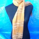 wholesale pashmina shawls. unisex-check-layers-shawl.