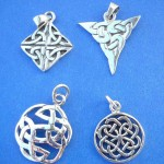 Buy Wholesale Jewelry Gift Product. Religious jewelry, trendy celtic sterling silver pendant, randomly picked by our warehouse staffs.