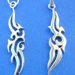 silver jewelry wholesaler. Street dance jewelry, sterling silver tattoo pendant, randomly picked by our warehouse staffs.