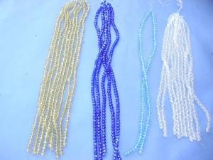 wholesale acrylic rhinestone beads, acrylic beads on string