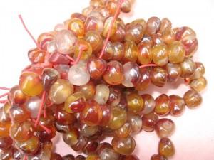 agate stone beaded stretch bracelets