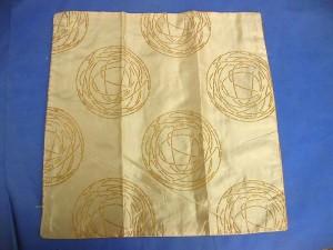 thread ball design cover cover, silky finish
