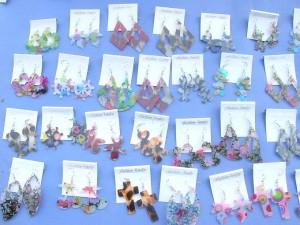 fashion earrings assortment