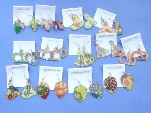 fashion earrings assortment