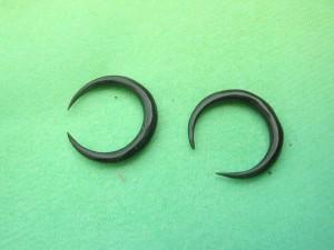 Horn C-Taper Pincher Hoops