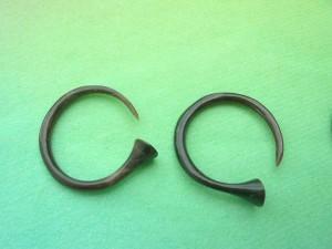 C-Taper Horn Pincher Hoops
