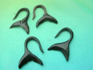 whale tail buffalo horn hook