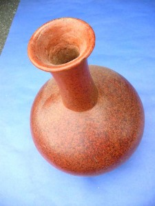 Bali ceramic vase  local pickup only, not available to ship out