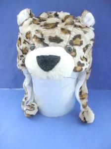 leopard novelty animal hats