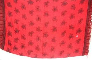 red turtle sarong