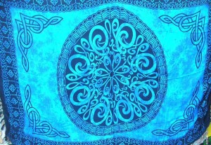blue celtic clothing celtic knotwork patterns wiccan pagan supply