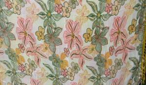 garden floral sarong