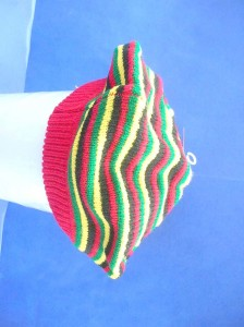 rasta hat, Jamaica punk reggae Rastafari hiphop hat circle lines