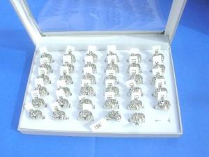 elephant cz rings