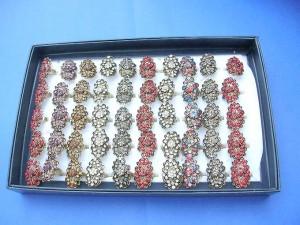 vintage cz rings