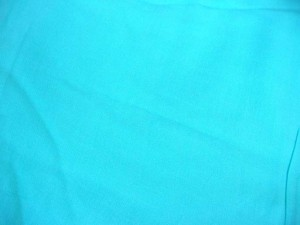 solid plain sarong blue