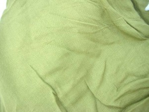 solid plain sarong green