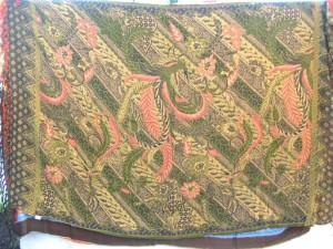 tranditional sarong Bali batik