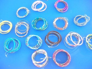 fabric-wrapped-bangle-bracelets-1a
