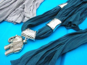 jewelry-scarf-necklace-7d-elephant-pendant-charm