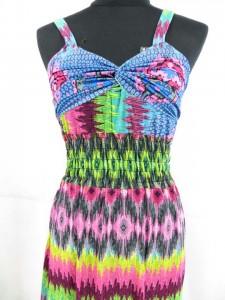 c140045-bandeau-top-dress-d-ikat-design