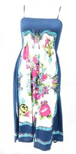 c495-floral-tube-top-mini-dress-a