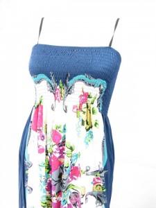 c495-floral-tube-top-mini-dress-b