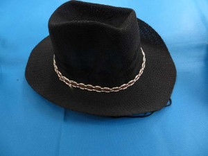 unisex fabric fedora gangster hats