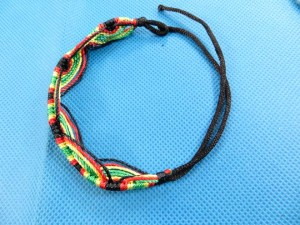 friendship thread bracelets handmade Peruvian style 11 inches in length