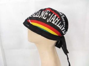 rasta hippy punk skullcap bandana durag