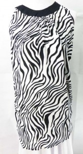 Rayon resort wear sundresses with animal print. Made in Bali Indonesia. Some short, some long. Approximate 33 to 43 inches in length One size fits all - S M (for US Size 6, 8, 10).