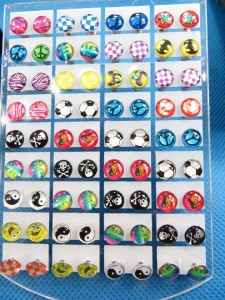 stainless-steel-logo-ear-studs-1c