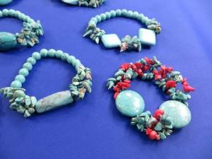 tribe jewelry turquoise bracelets