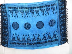 frings beach wrap blue celtic