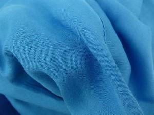 blue plain sarong