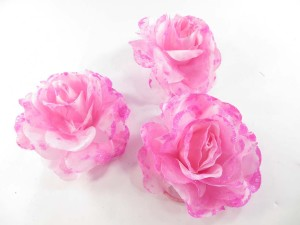 Glitter-rose-corsage-brooch-pin-ponytail-holder-11a