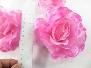 Glitter-rose-corsage-brooch-pin-ponytail-holder-11d