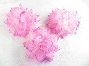 feather-glitter-flower-corsage-brooch-pin-ponytail-holder-11a