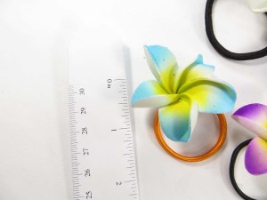 foam-flower-plumeria-hair-scrunchie-small-2d