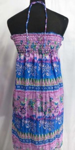 light weight polyester bohemian dresses