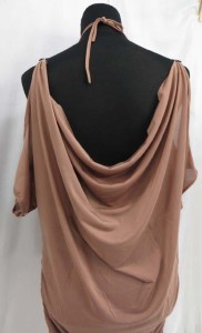 c133-cut-out-shoulder-cowl-dress-s