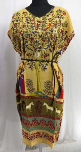 short dress in ethnic Indian designs