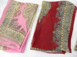 Bohemina vintage desgin chiffon scarves