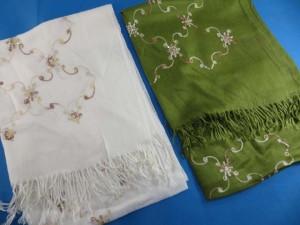 Women's Pashmina Embroidery Shawl Scarf