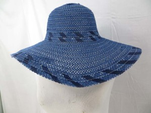 Summer lady's sun protection floppy hats
