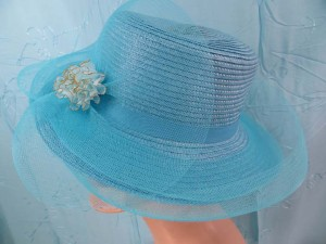 foldable-crushable-half-seethrough-ladys-hats-15b
