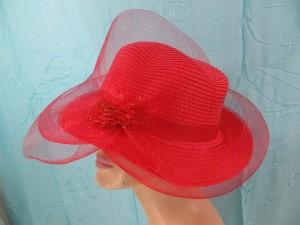 foldable-crushable-half-seethrough-ladys-hats-15c
