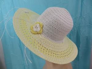 Summer lady's sun hats