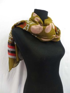 Trendy Scarf Shawl Polyester Sarong