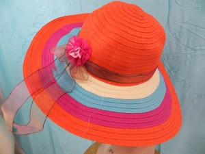 packable-crushable-beach-hats-16wide-brim-ribbon-lace-color-stripes-b